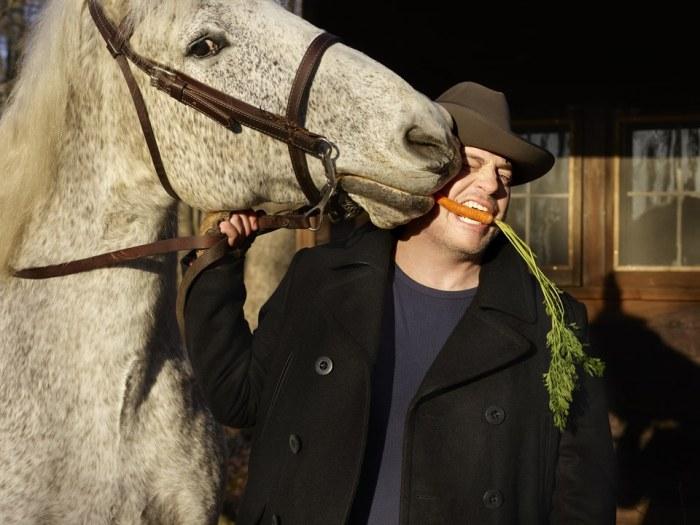 brendanfraser-horse