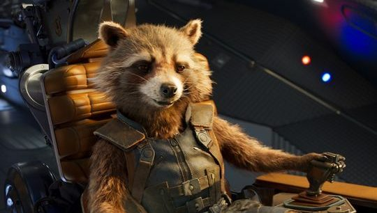 Rocket Raccoon Gets a New Copilot (and a New Nickname) in