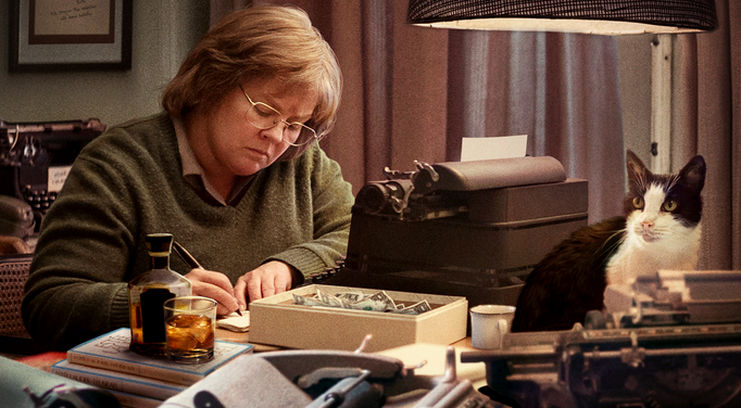 Melissa McCarthy's Kitty Costar in 'Can You Ever Forgive Me' is 'The Marlon Brando of Cats' | Movie Paws