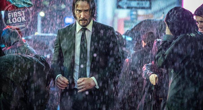 John Wick 3: Parabellum Keanu Reeves
